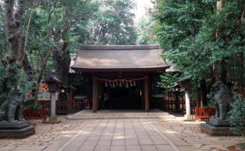 駒木諏訪神社