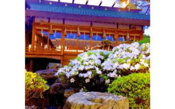 Tennomiya shrine
