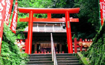 Sasukeinarishrine